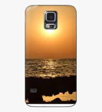 Sunrise in Marsa Alam Case/Skin for Samsung Galaxy