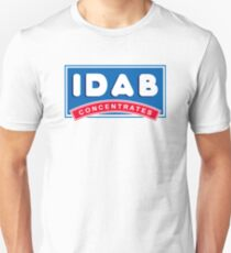IDAB Concentrates Unisex T-Shirt