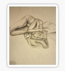 Figure sketching 1 Sticker