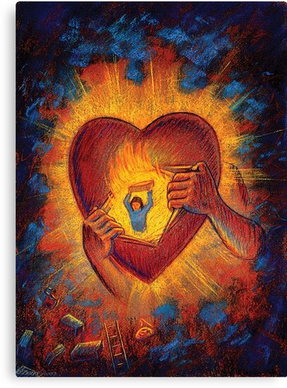 Rend your Heart  by Peter Millward