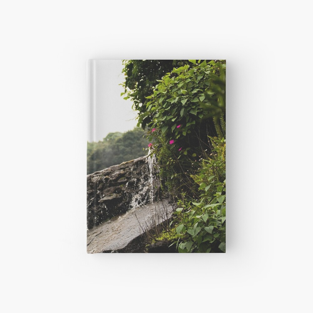 Oasis Hardcover Journal