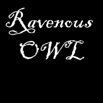 Ravenous Owl by RavenousOwl