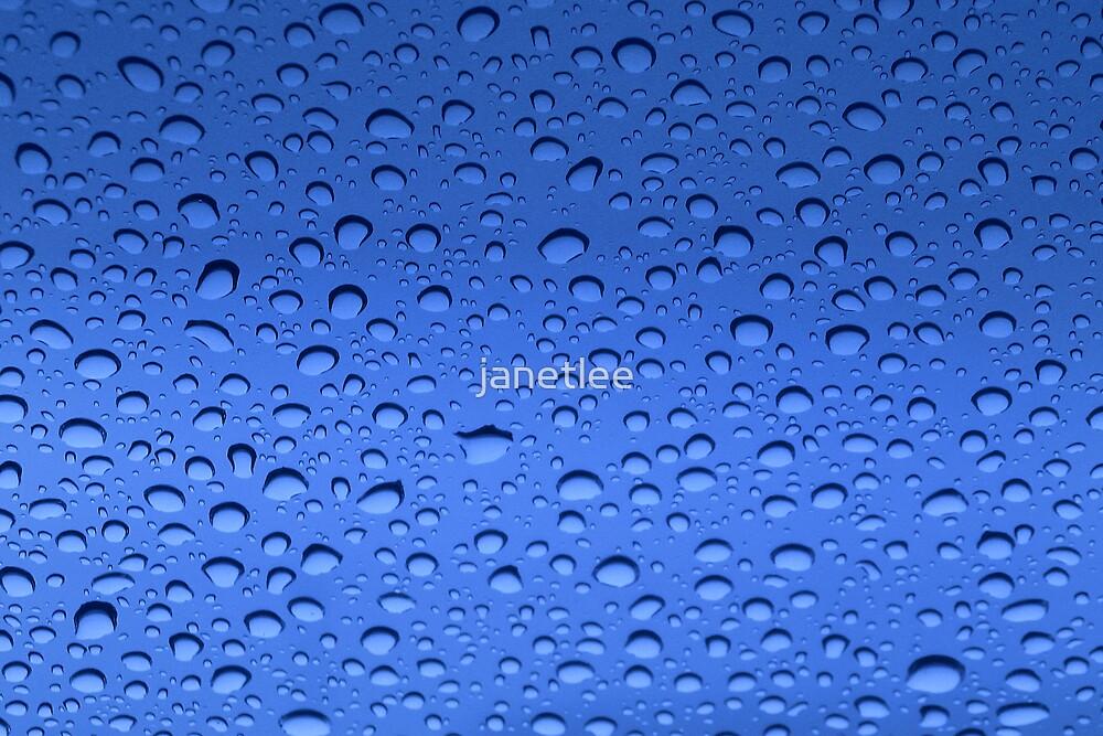 Blue Rain by janetlee