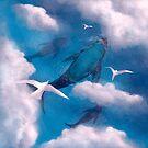 Above The Cloud by annisatiarau