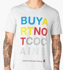 Buy Art Not Cocaine Camiseta premium para hombre