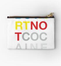 Buy Art Not Cocaine Bolso de mano