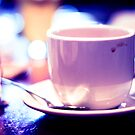 Chocolate, men, coffee - some things are better rich.  by Leon Truong