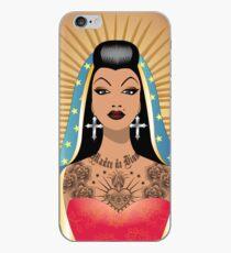Chola Guadalupe iPhone Case