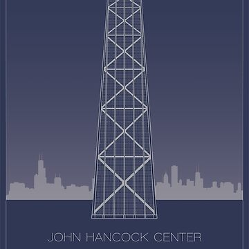 John Hancock Center by scbb11Sketch