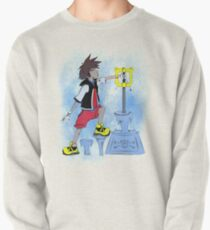 The Keyblade In The Stone Pullover