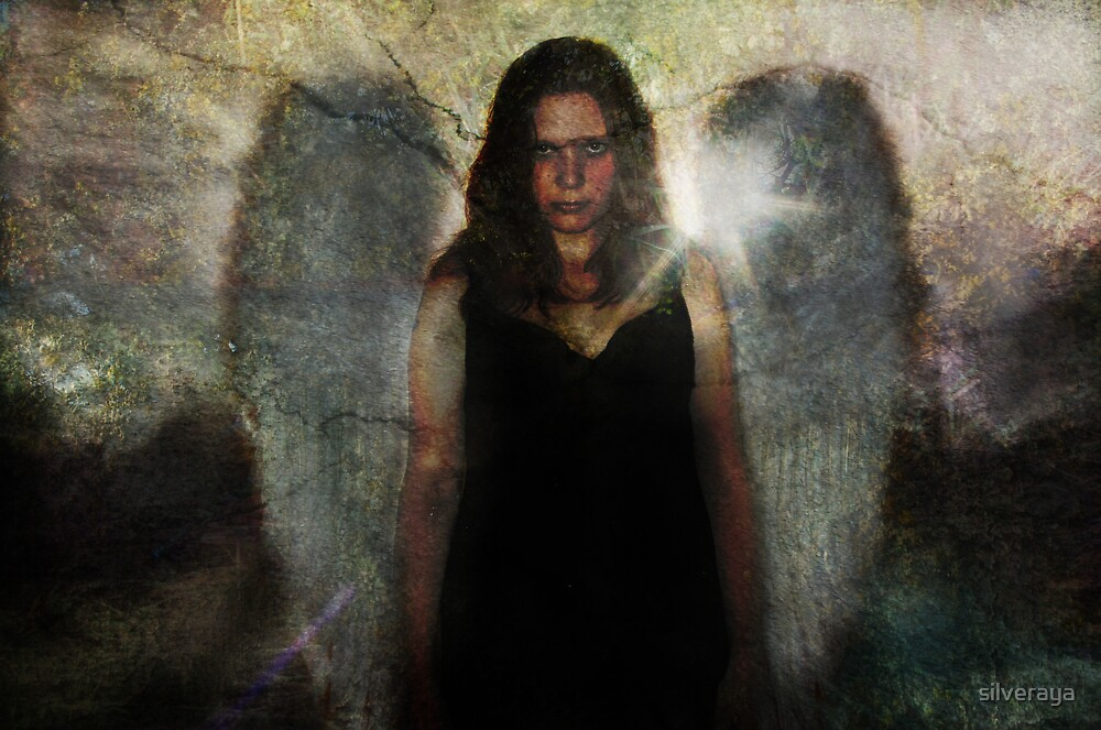 Angel of the Gloaming by silveraya