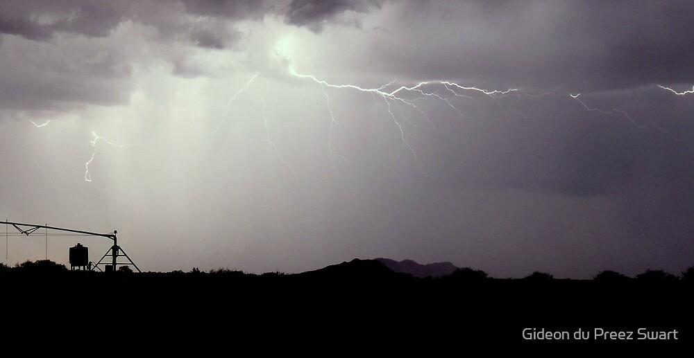 storm by Gideon du Preez Swart