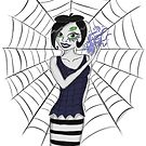 Mistress of the web by BlackSkull13
