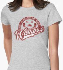 Echo Base Wampas Women's Fitted T-Shirt