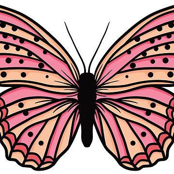 Sweet Butterfly by madeDeduk