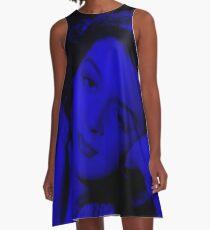 Rosalind Russell - Celebrity (Dark Fashion) A-Line Dress