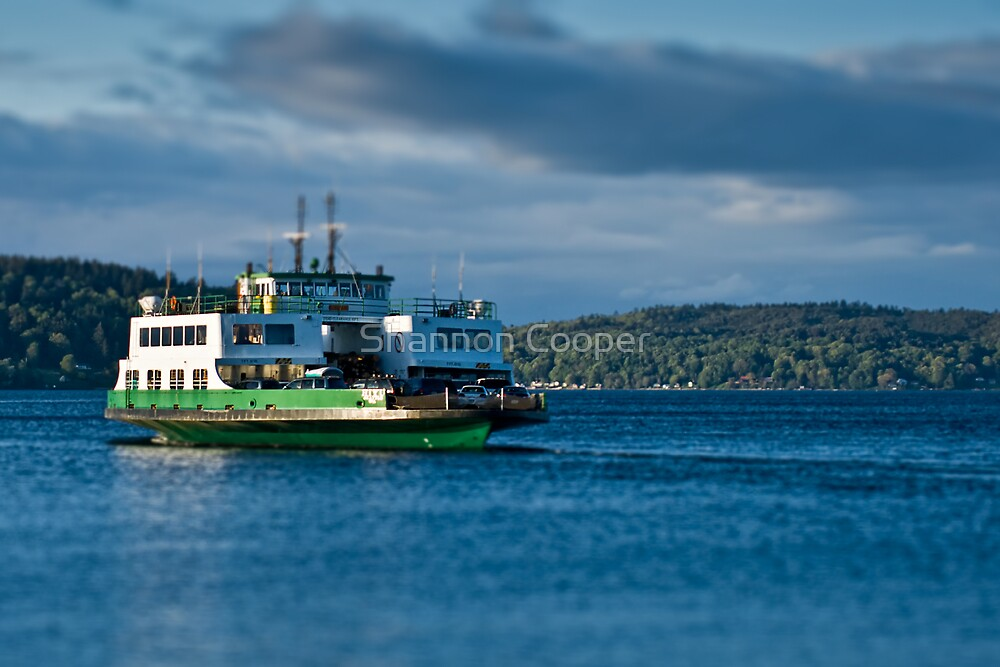 Ferry by Shannon Beauford