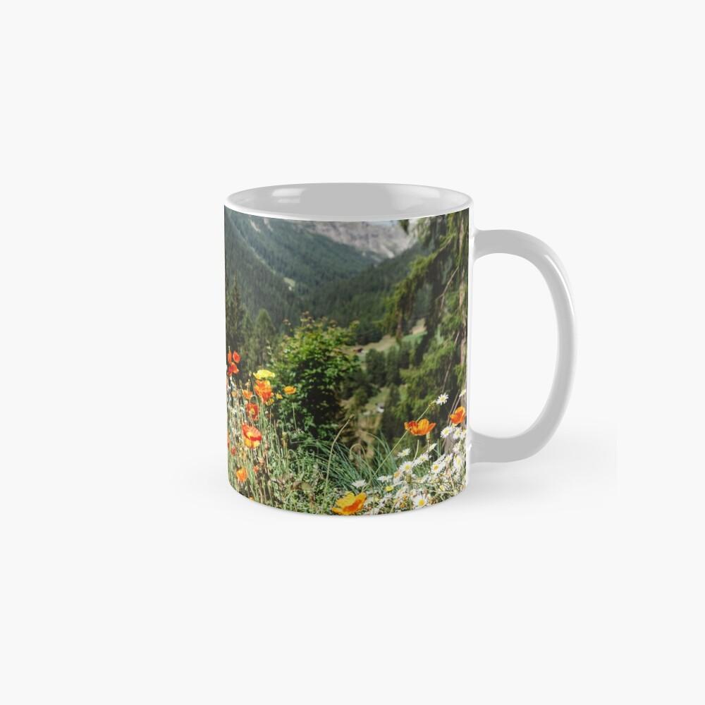 Mountain garden Mug