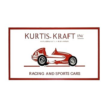 The Classic Midget Racer - Kurtis Kraft - Offenhauser by councilgrove