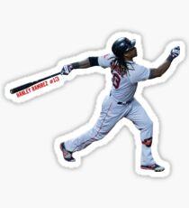 Hanley Ramirez #13 Sticker