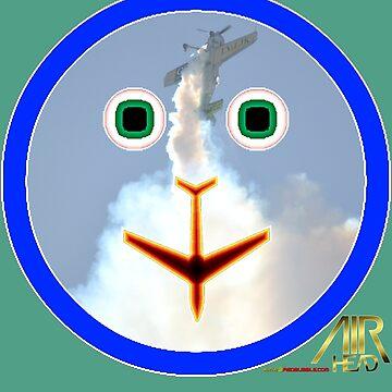 AIR HEAD Design-Sukhoi Su31 LY-LJK, Avalon 2017 by muz2142