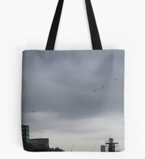 Fleet Air Arm - 100 Years of service Commemoration flypast Tote Bag