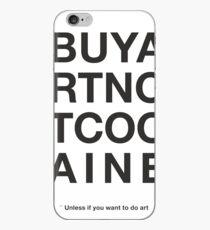 Compra arte no cocaina Vinilo y funda para iPhone