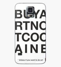 Compra arte no cocaina Funda/vinilo para Samsung Galaxy