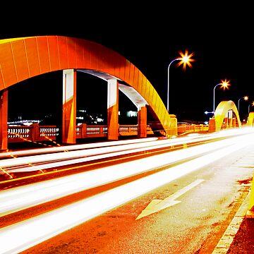 Bridge Traffic by Kyra