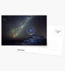 Milky Way Orb Postcards
