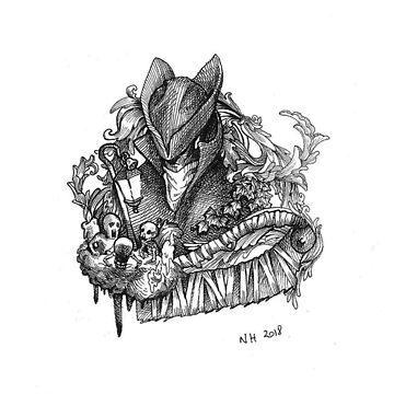 Hunter by -Oujo-