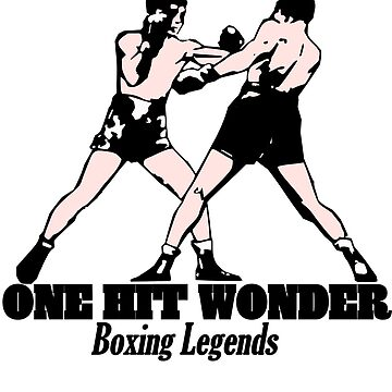 Boxing Boxing Vintage Rocky LaMotta Ali Gym by GarciaPayan