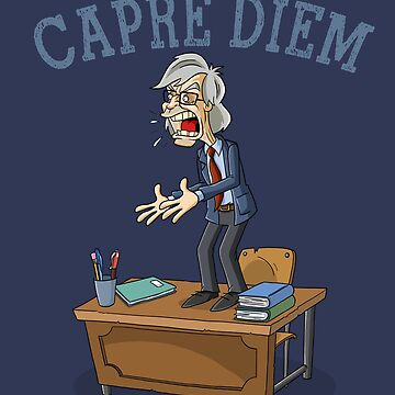 CAPRE DIEM by DanDav