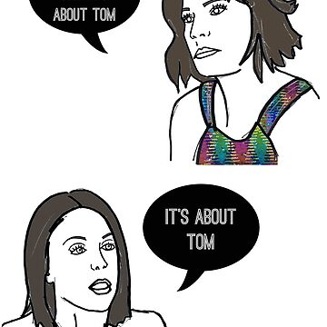 Tom by kaillustration