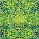Green batik by Sancreoto