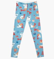 Purrmaids Leggings