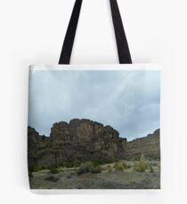 Cliff Crown - Uyuni - Bolivia, South America Tote Bag