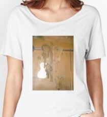 The Music Maker - Sucre - Bolivia, South America Women's Relaxed Fit T-Shirt
