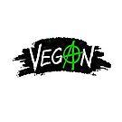 Punk Vegan by zoljo