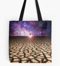 Child of Space Tote Bag