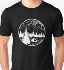 i hate people Unisex T-Shirt