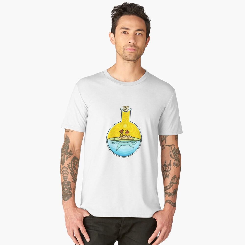 Stranded? Men's Premium T-Shirt Front