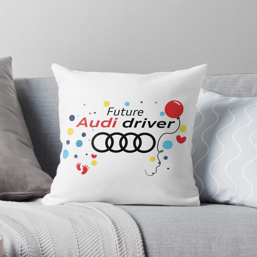 Zukünftiger Audi-Fahrer Dekokissen