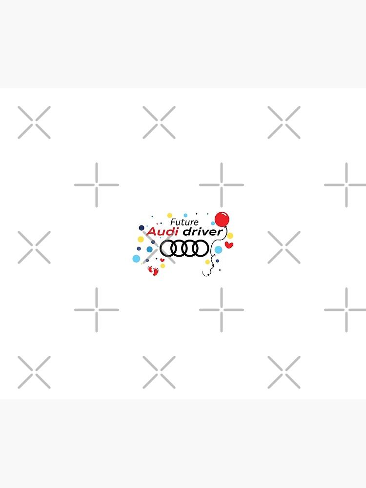 Zukünftiger Audi-Fahrer von grafik