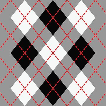 Argyle Design  by Lisann