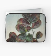 Crepe Myrtle Laptop Sleeve
