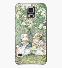 Brambly Hedge - Hawthorn blossom and babies Case/Skin for Samsung Galaxy