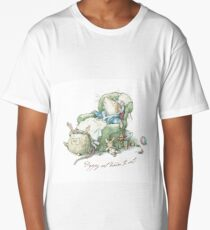 Brambly Hedge - Poppy sat down to rest Long T-Shirt