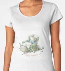 Brambly Hedge - Poppy sat down to rest Women's Premium T-Shirt