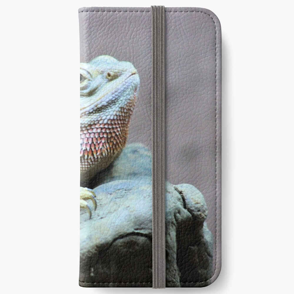 Iguana iPhone Wallet